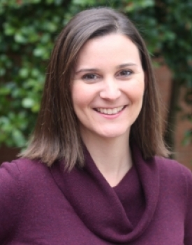 Sarah Perkins, Assistant Director, Civic Engagement