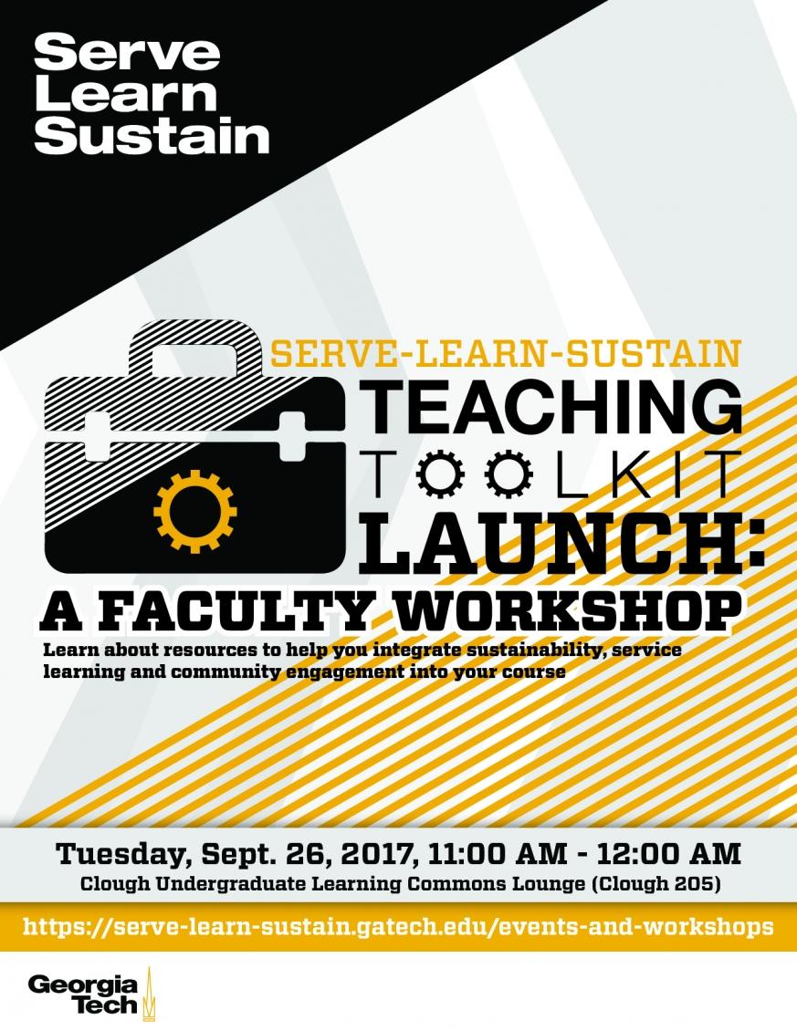 Teaching Toolkit Workshop